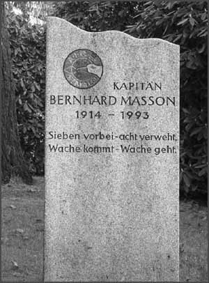 grabstein masson